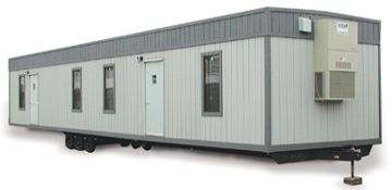 8 x 40 office trailer in Anaheim